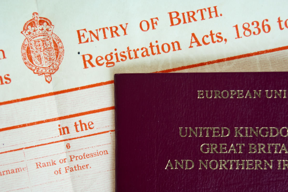 legal name change on birth certificate